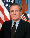 The Honorable Donald Rumsfeld is my only other favorite Secretary of Defense. Without him and Ex-President Ford, there would be no Cancun for Spring-breakers. Not to mention all the politica ...